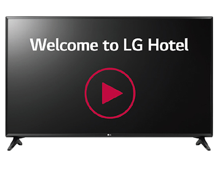 Welcome Video / Screen